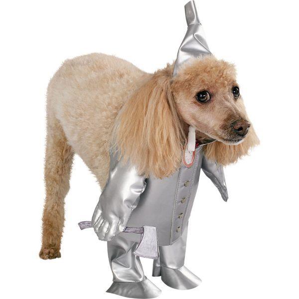 Wizard Of Oz Tin Man Dog Costume Wizard Of Oz Dog