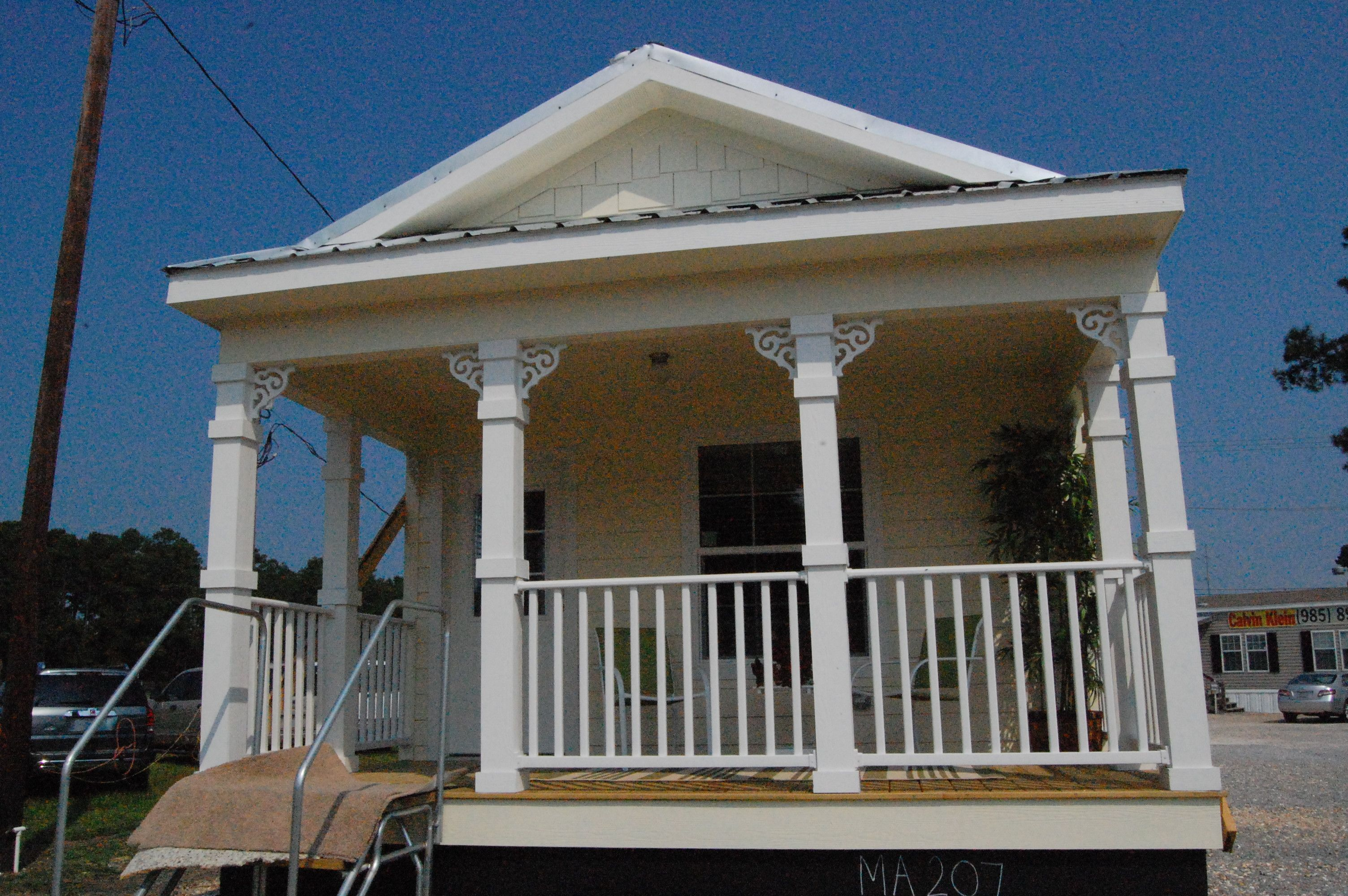 Manufactured Homes Porch Calvin Klein Homes Mobile