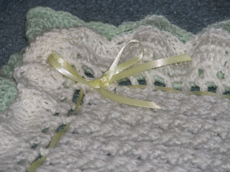 crochet patterns for baby blankets | Beginner Pattern - Learn To ...