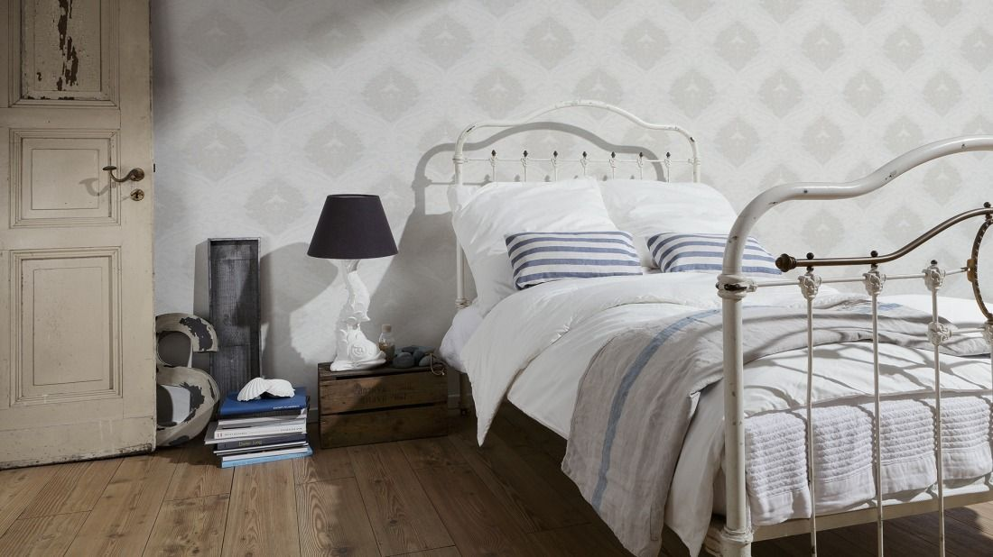 Tapeten im Schlafzimmer; AS Création Tapete 313911 тапети - tapeten schlafzimmer modern
