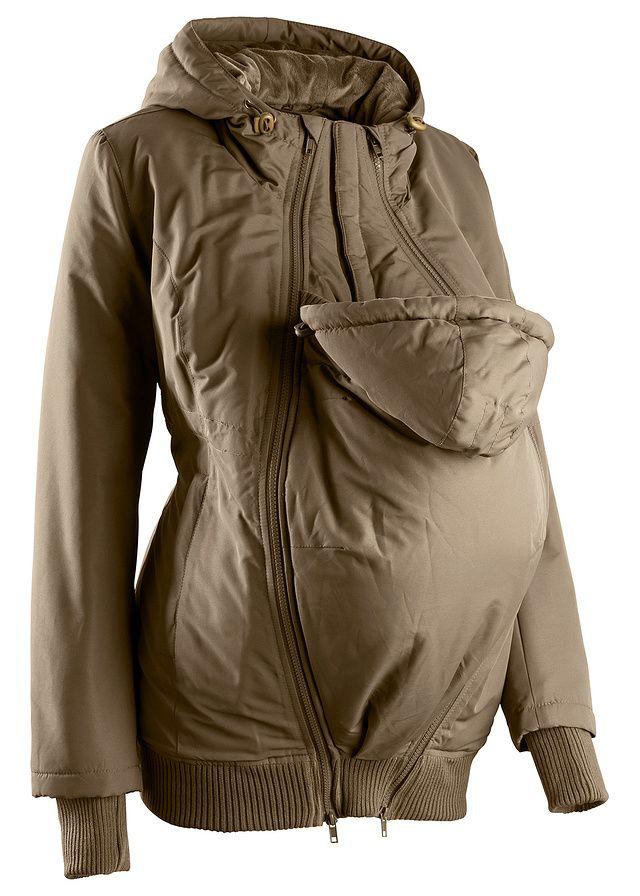 Kismama téli kabát bélelt baba betéttel • 19999.0 Ft • bonprix ... fbc60e56ad