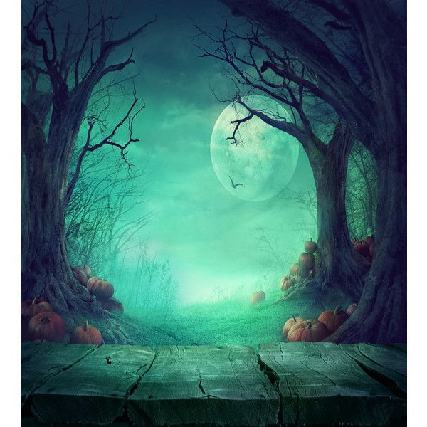 Halloween Photography Backdrops Wood Floor Pumpkin Backdrop For - halloween backdrop