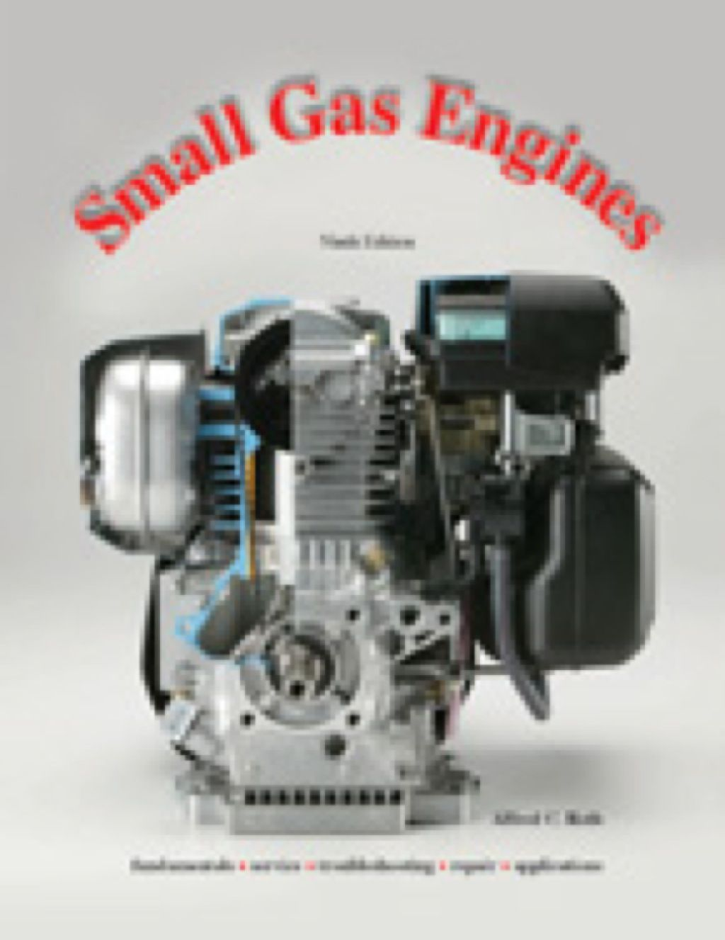 Small Gas Engines Ebook