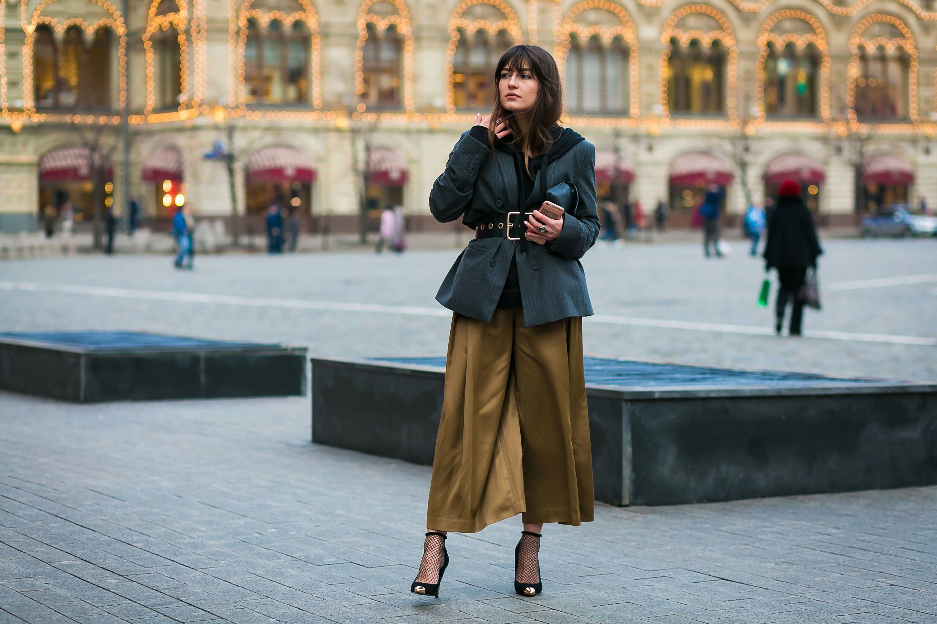 The Best Street Style From Russia Fashion Week Fall 2017 Russia Street Styles And Fashion Weeks