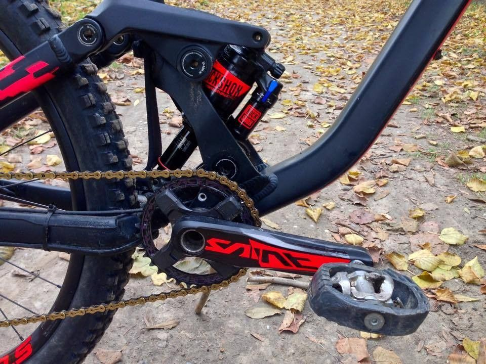 Commencal meta sx 650b 2015 custom decals pawelslusarczyk gliwices bike check vital