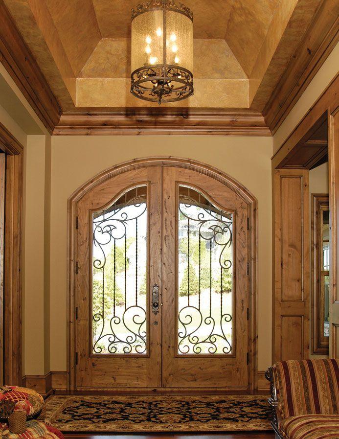 Pinecrest fine wood doors, leaded glass doors, hand-carved doors and made to order doors