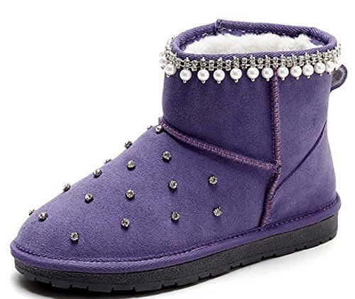 Duo 2016 Winter Snow Boots Women Short Tube Warm Thick Bo... https  273cfa5a8