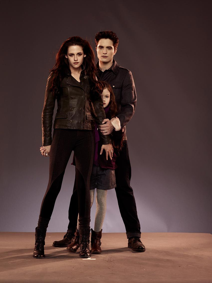 The Twilight Saga: Breaking Dawn - Part II Promo