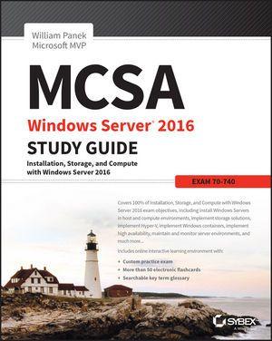 Wiley mcsa windows server 2016 study guide exam 70 740 william wiley mcsa windows server 2016 study guide exam 70 740 william panek fandeluxe Choice Image
