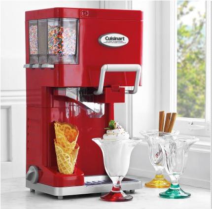 Diy Fashion Accessories Soft Serve Ice Cream Machine Ice Cream