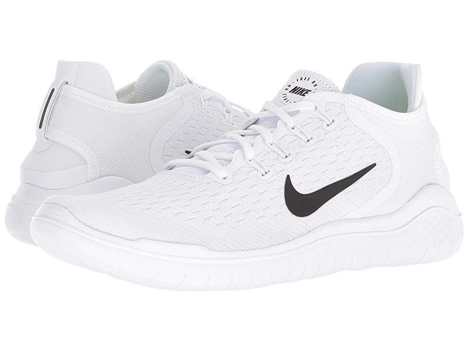 a315c15d3e09 Nike Free RN 2018 (White Black) Men s Running Shoes. The Free RN ...