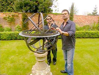 For George S Birthday Kenny Gave Him This Sundial Which