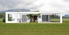 Una #casa espectacular construida con poco presupuesto. https://www.homify.es/libros_de_ideas/853044/la-casa-que-una-pareja-se-construyo-por-poco-dinero