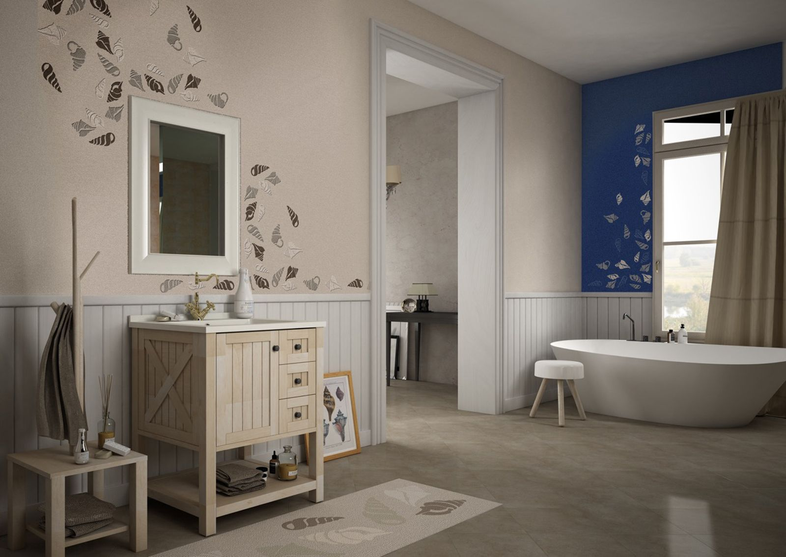 Rinnovare Bagno ~ Ristrutturare il bagno senza rimuovere le piastrelle