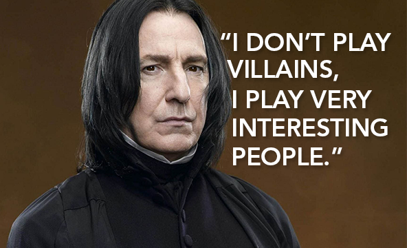 Alan Rickman Movie Quotes: Remembering Alan Rickman's Most Inspiring Quotes