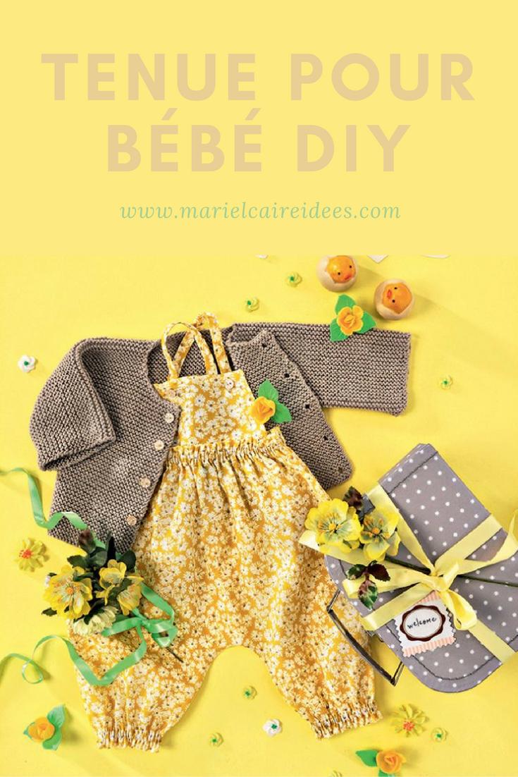 40941e7c250c2 patron de tricot et de couture par La Droguerie - Marie Claire Idées