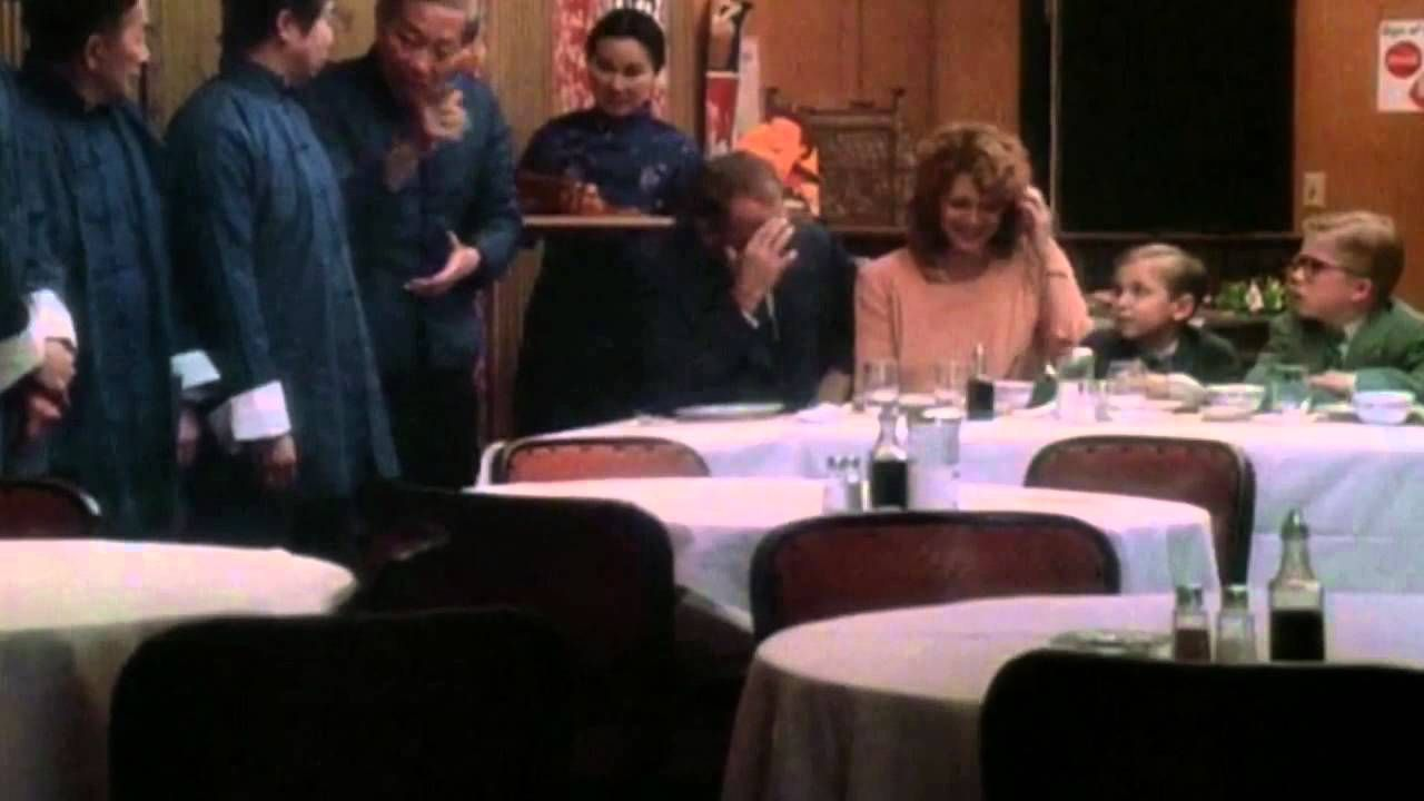 Christmas Story Chinese Restaurant.A Christmas Story Chinese Restaurant Scene Hd