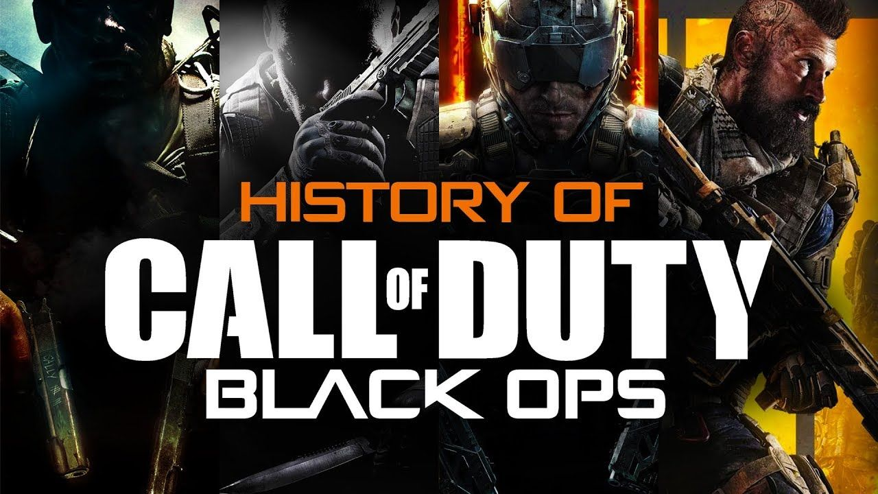 The History Of Call Of Duty Black Ops Call Of Duty Black Black Ops Call Of Duty