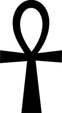 Ankh Symbol #hieroglyphicstattoo