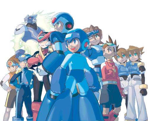 A Cool Megaman Blog