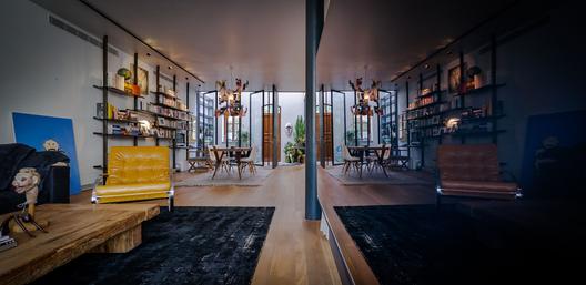 Residência V / Paz Gersh Architects © Itay Sikolsky 53-21