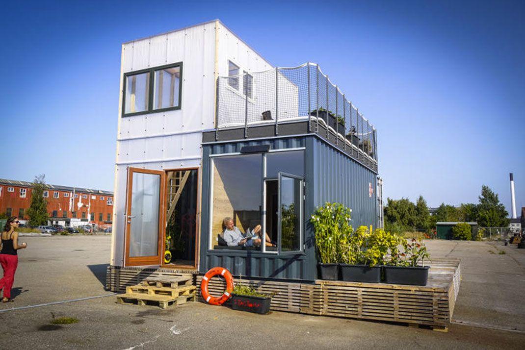 Photo Facebook Maison container | Maison et construction en ...