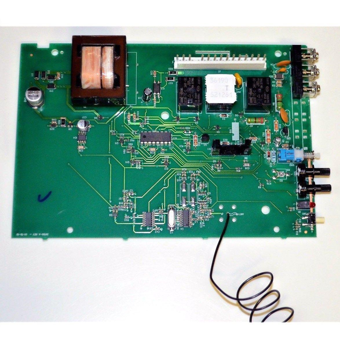 Genie 36190t Control Board For Icb 3 Terminal 20380r Garage Door Opener Garage Doors Diy Garage Door