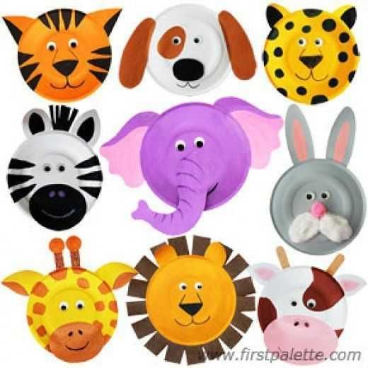 Fun, easy paper plate crafts for kids, preschool, toddler, kindergarten, to make. 40+ ideas, masks, animals. Simple craft projects using paper plates for Halloween, Thanksgiving, Christmas, Easter. - #15tatiletkinlikleri #artcrafts #craftingprojects #Crafts #Easy #easy crafts for toddlers simple paper plates #fun #Ideas #kids #kindergarten #PAPER #PLATE #preschool #Toddler
