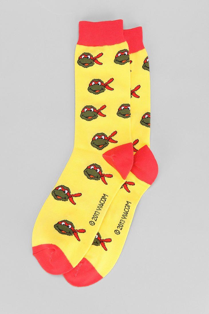Ninja Turtles Sock | ...Socks.Socks.Socks... | Pinterest | Ninja ...