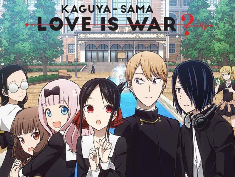 Kaguyasama wa Kokurasetai Season 2 [ Subtitle Indonesia