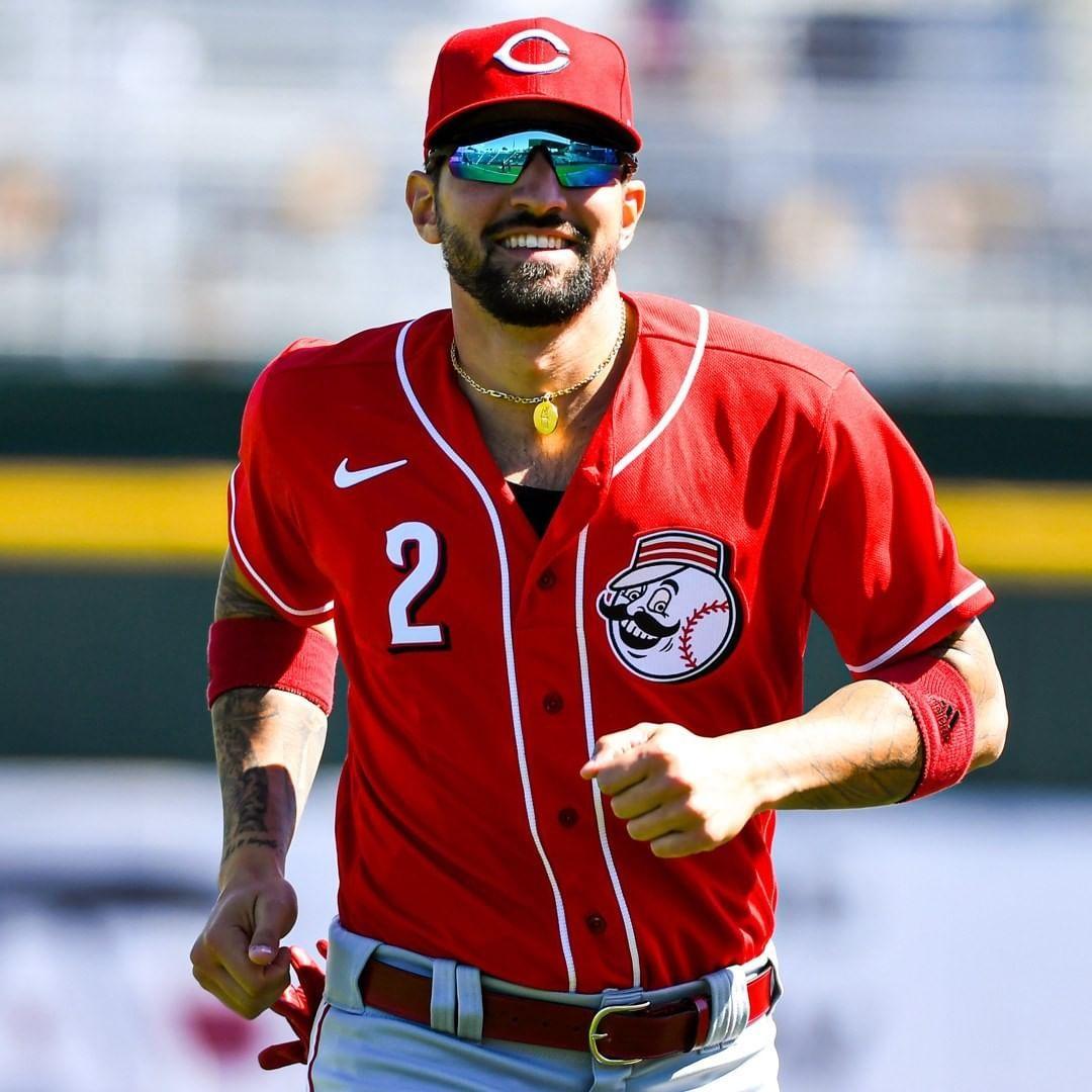 Cincinnati Reds Happy Birthday Nick Castellanos In 2021 Nick Castellanos Cincinnati Reds Nick