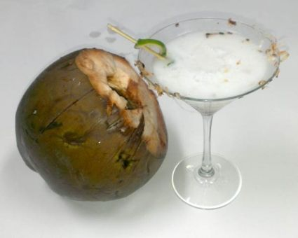 Coconut Margarita Recipe | The Daily Meal
