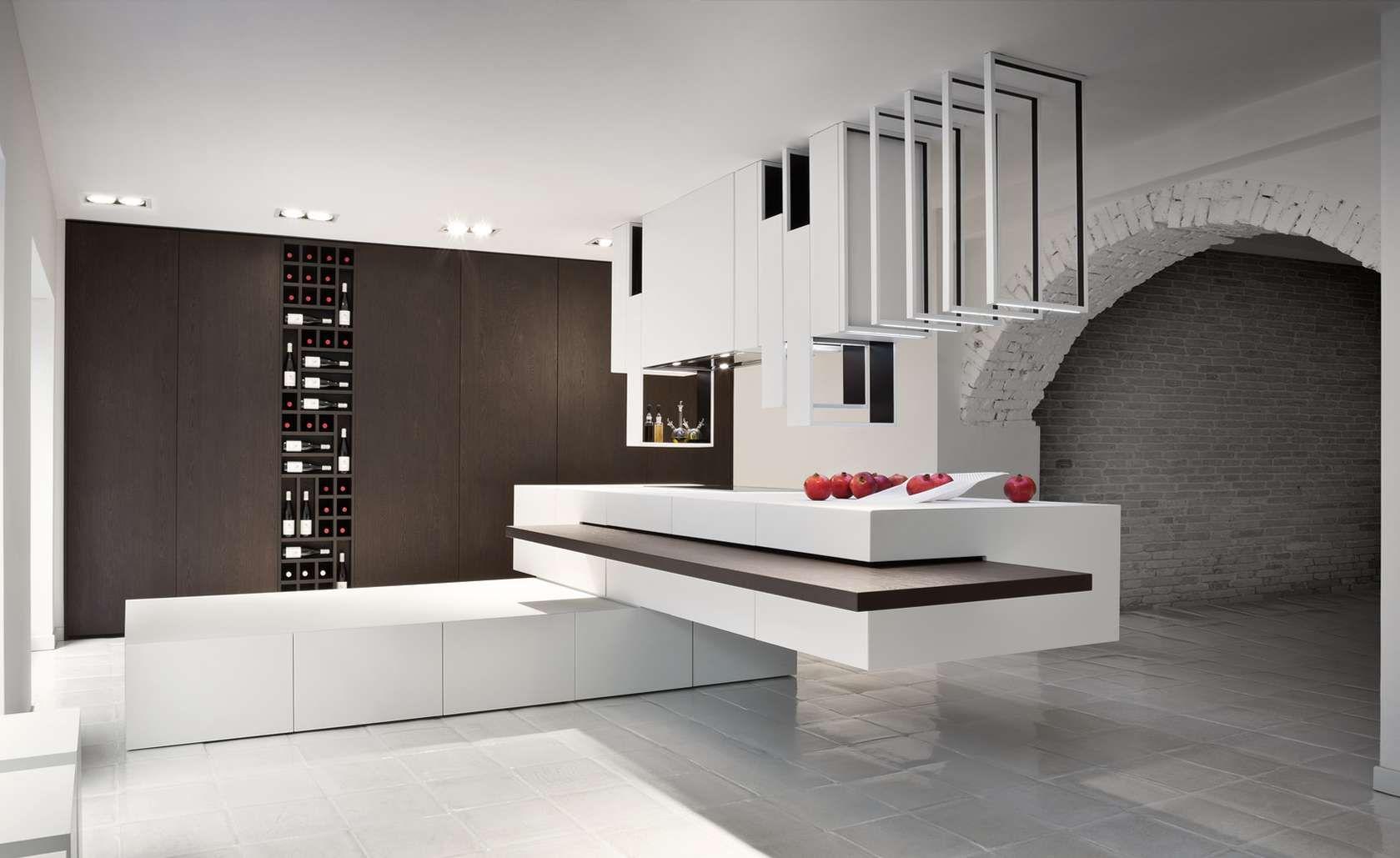Sie gestalten küchen-design-ideen the cut aka the swiss army knife of kitchens  küchen  pinterest