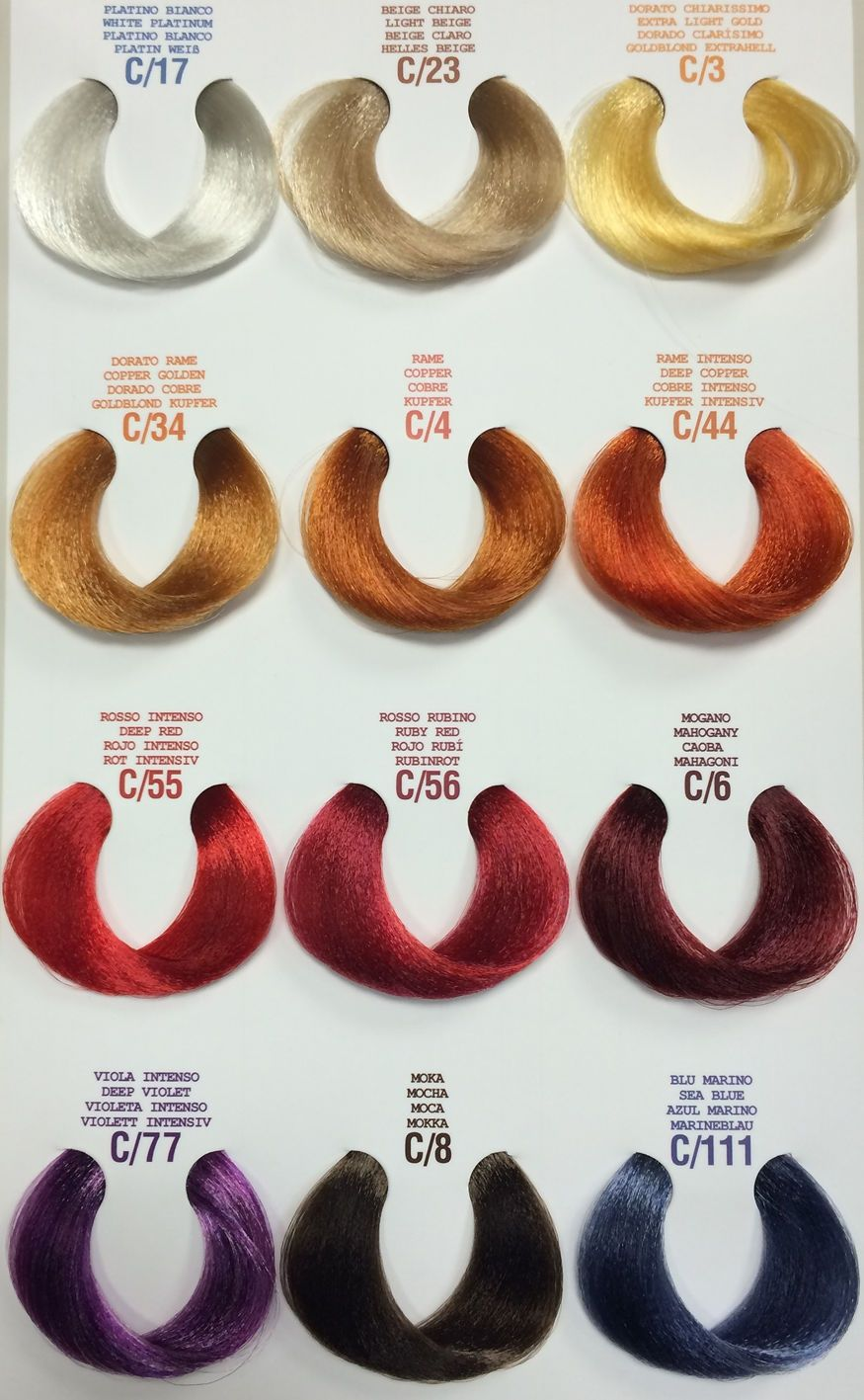 Five Questions To Ask At Elgon Hair Color Chart Hair Color Chart