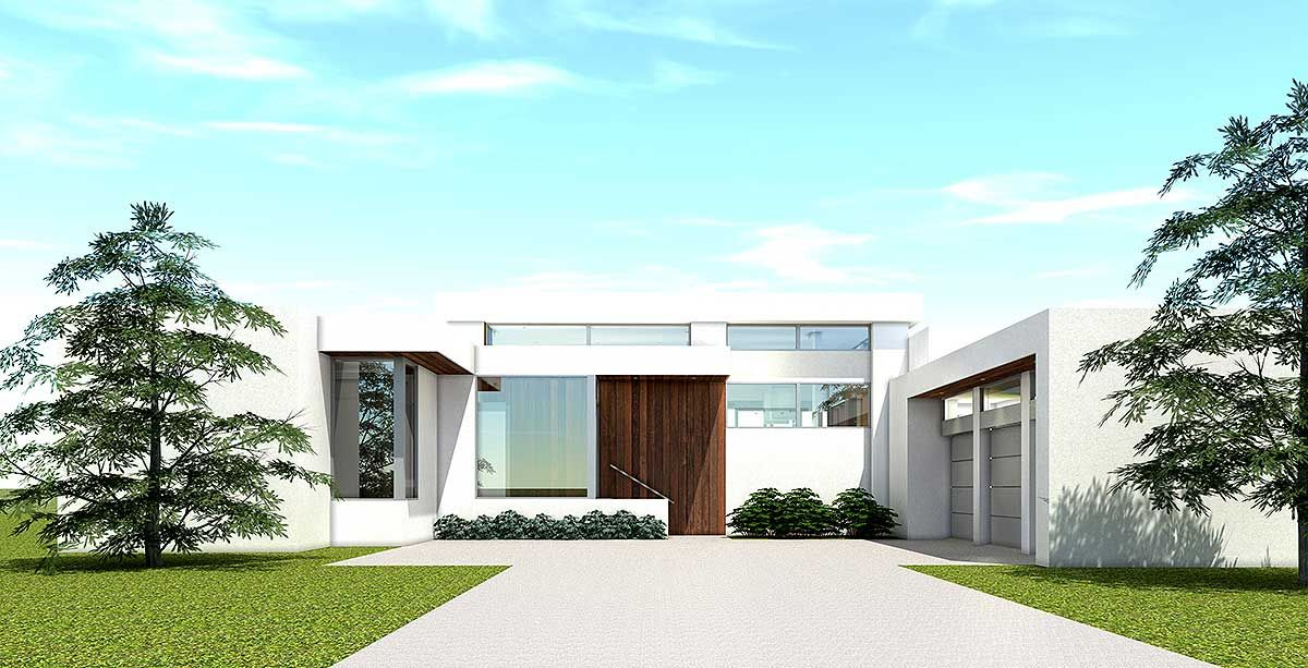 House Architectural Designs Ultra Modern House