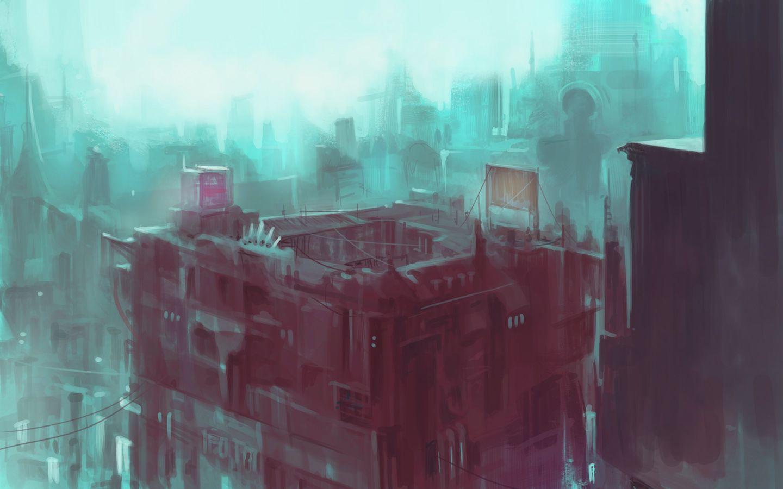 'Massive City' by Alan Tsuei