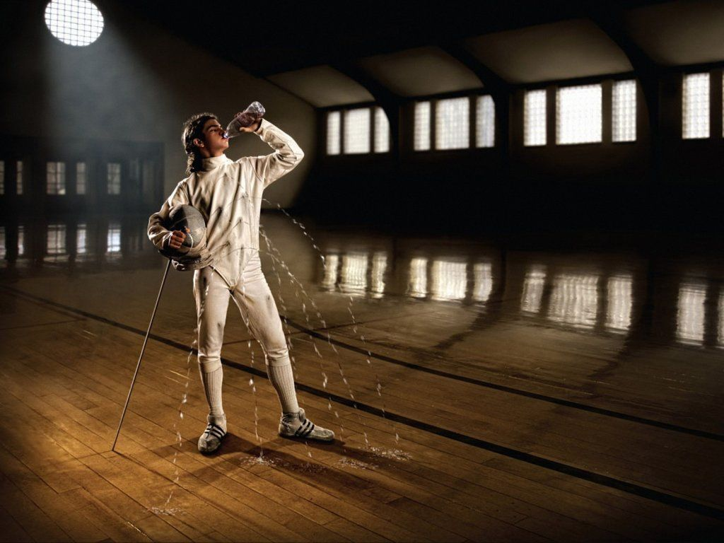 Fencing Wiscon Sin Holes 1024x768 Wallpapers 1024x768 Wallpapers Pictures Free Download Escrime