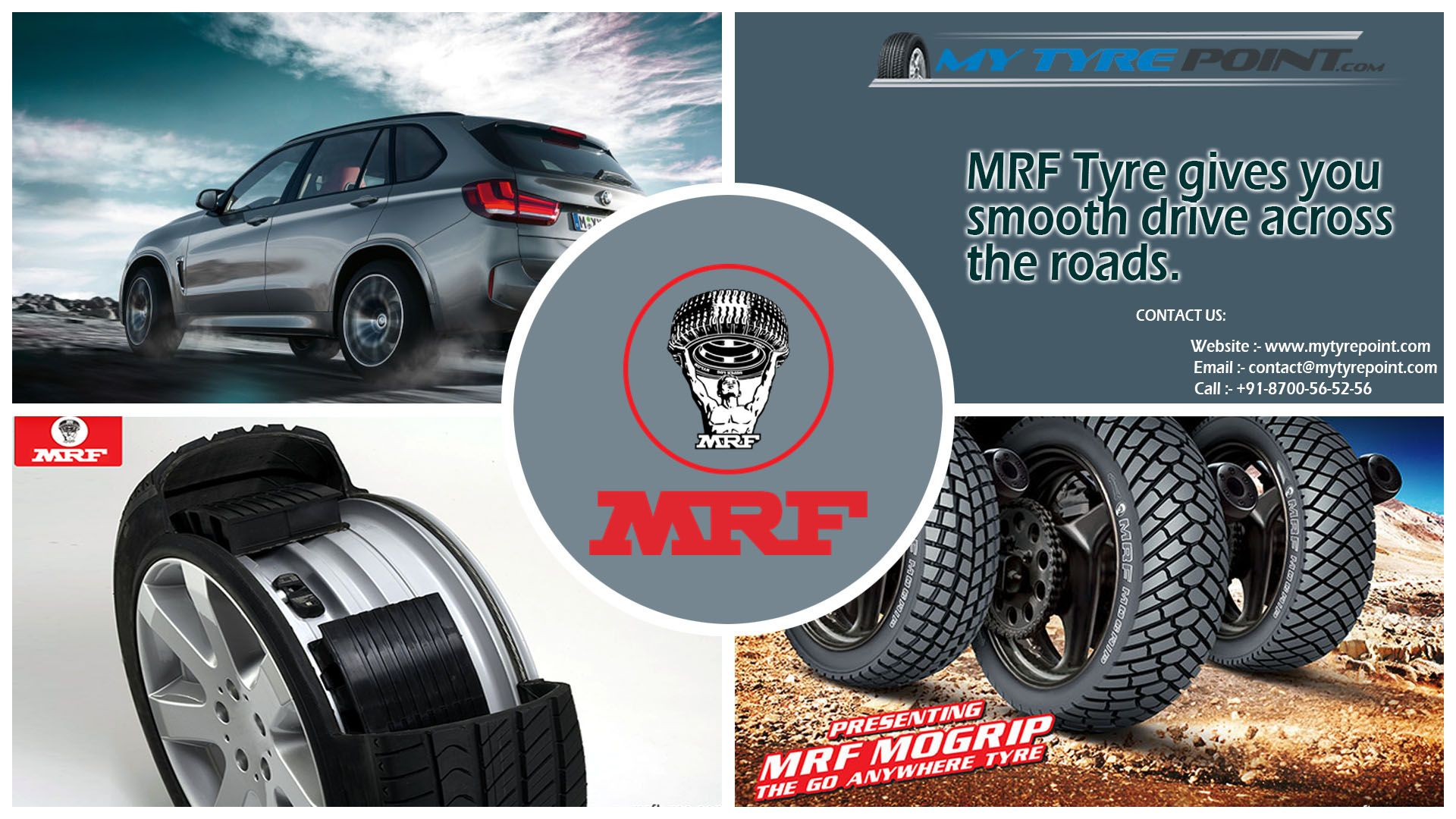 Buy New Mrf Tyres Online In This New Year With Latest Offers And