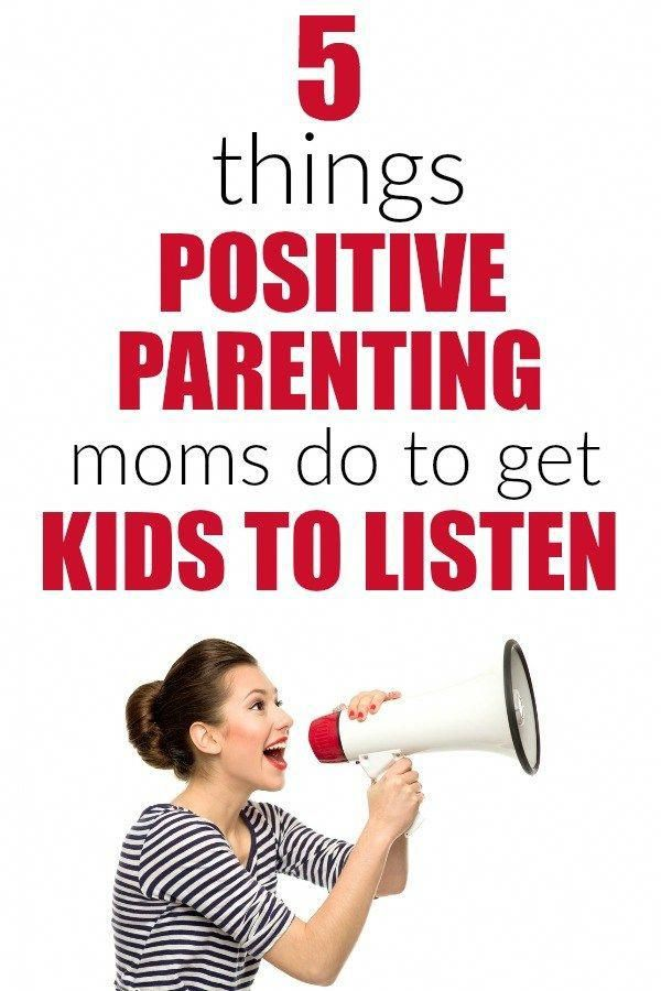 Photo of 5 Things Moms Who Use Positive Parenting Do to Get Kids to Listen Without Yelling