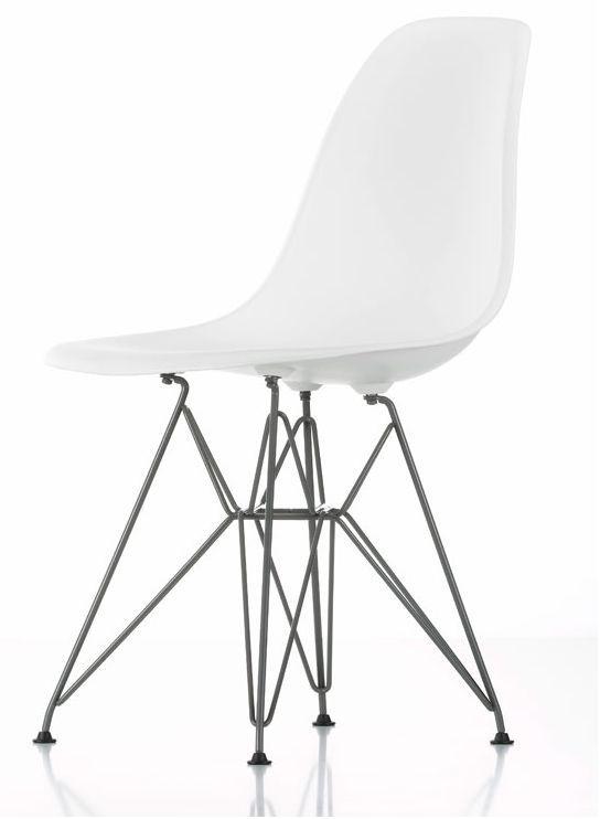 VITRA sedia Eames Plastic Side Chair DSR | Chaises & Tables ...