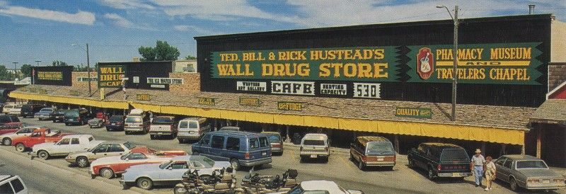roadside attraction wall south dakota south dakota on wall drug south dakota id=47011