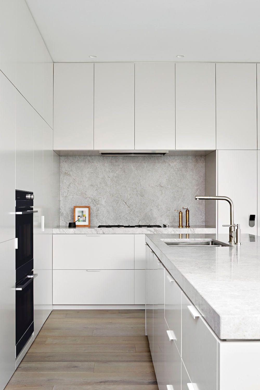 Robson Rak Architects Elwood 2 Cook In 2019 Kitchen Kitchen