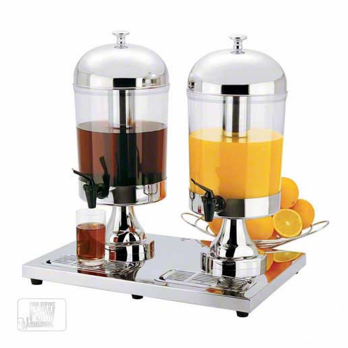 nice Focus Foodservice KPW9502 Dual beverage dispenser - 8.5 qt-8.0 l per dispenser,  #FocusFoodserviceJuicers&Blenders