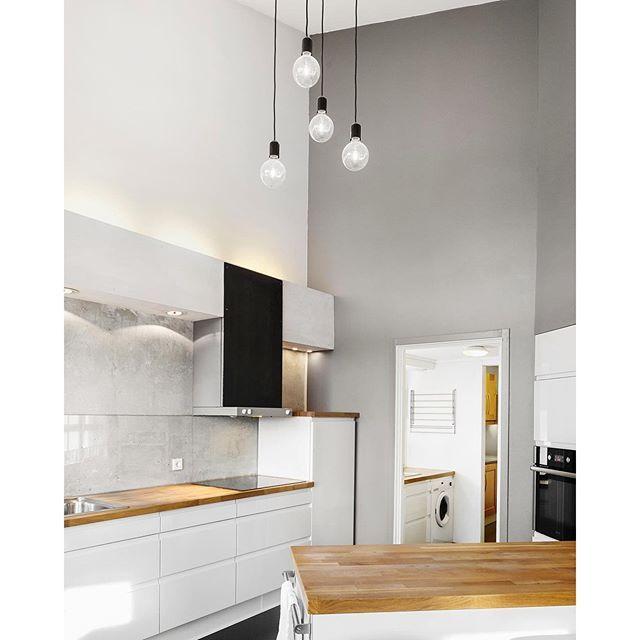 home ▫️Delikate farger og materialvalg▫️ #kitchen #inspiration #highceilings #concret... Check more at http://homesnips.com/snip/%e2%96%ab%ef%b8%8fdelikate-farger-og-materialvalg%e2%96%ab%ef%b8%8f-kitchen-inspiration-highceilings-concret/