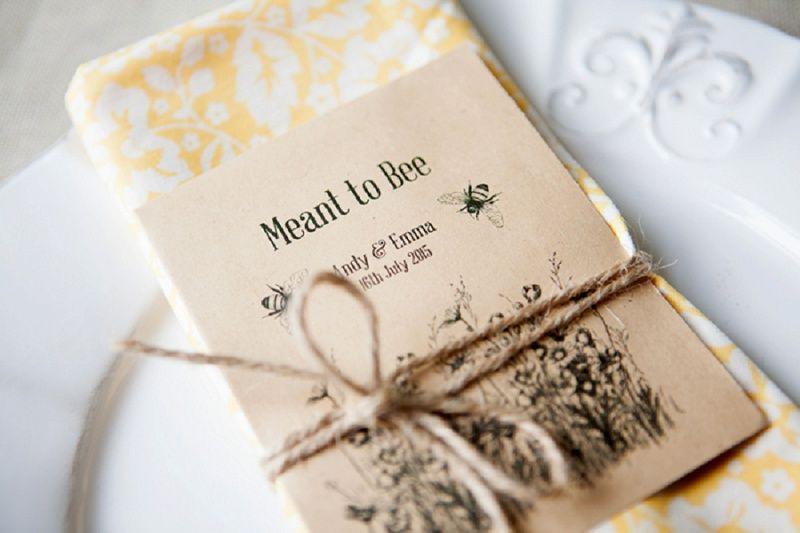 10 Ideen für originelle Gastgeschenke | Hochzeitsblog The Little Wedding Corner