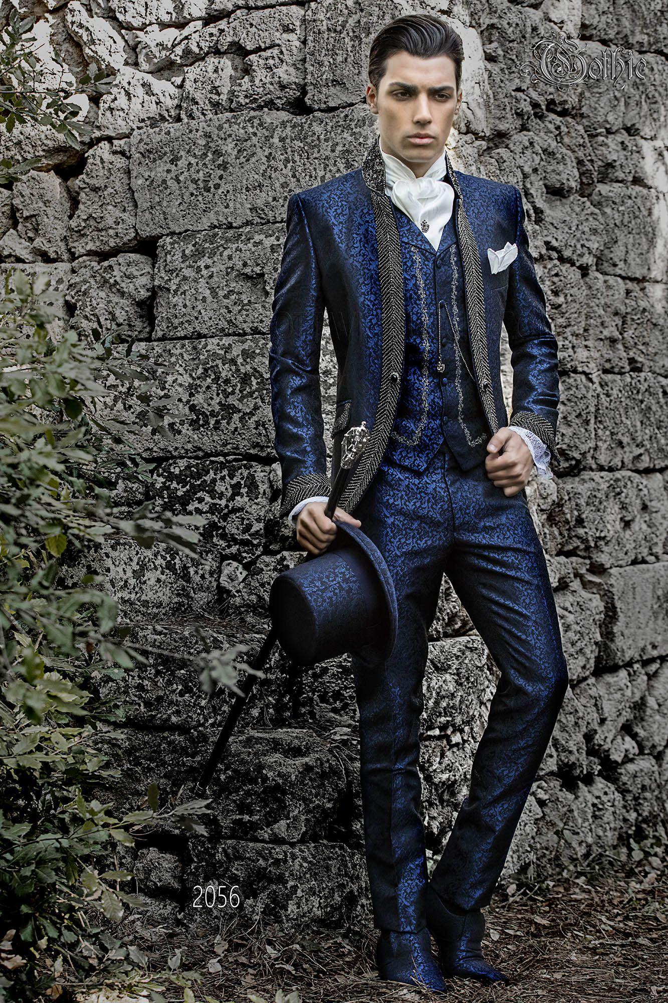 Costume de mariage homme gothique 0b6df38a2f2
