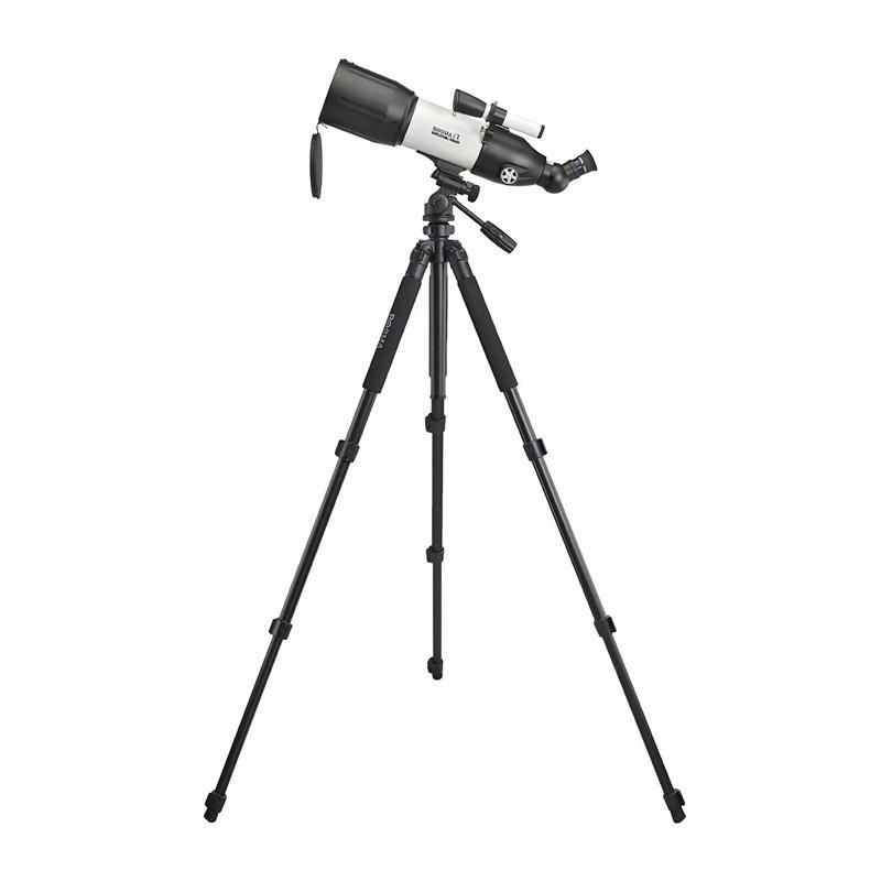 BOSMA 80/400 HD Astronomical Telescope Portable Starry Sky Viewing Monocular With Tripod Sale - Banggood.com