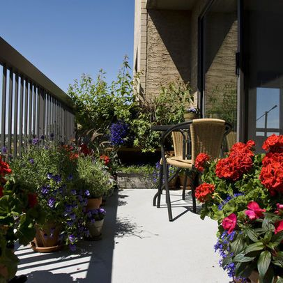 Balcony Garden Design, Pictures, Remodel, Decor and Ideas