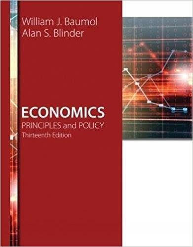 Economics principles and policy 13th edition william j baumol economics principles and policy 13th edition william j baumol alan s blinder test bank if you want to order it just contact us anytime by email fandeluxe Gallery