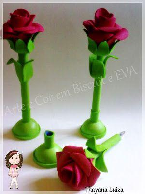 Ateliê Arte e Cor: Um rosa para uma rosa